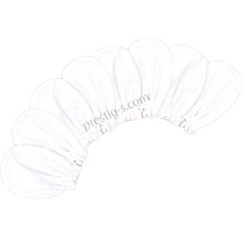 Бебешки ръкавички /сингъл/ Бели