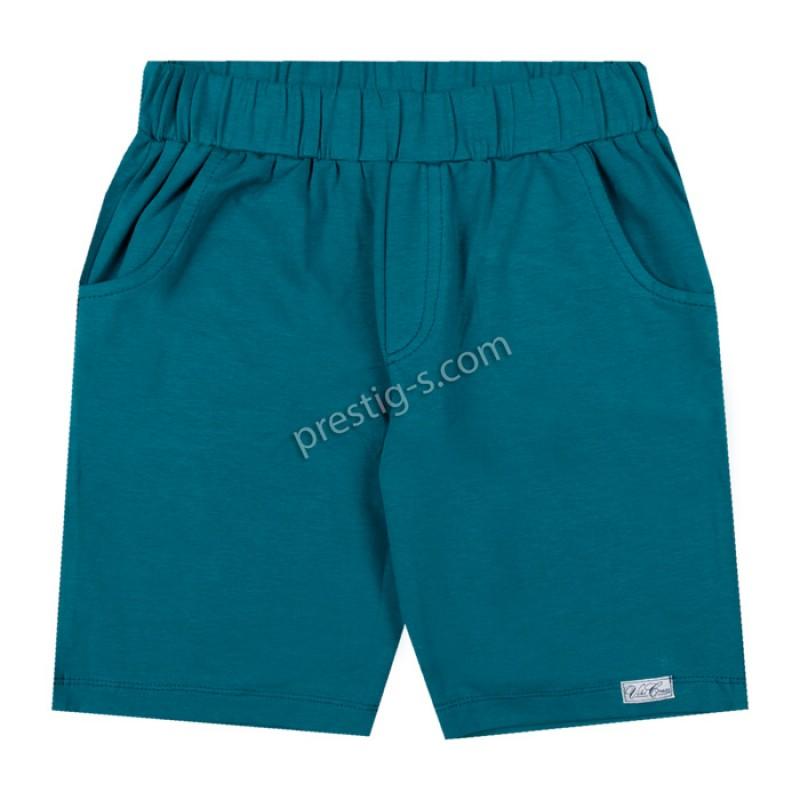 Къс панталон Момче м.21314 в петрол /104-170/ ликра