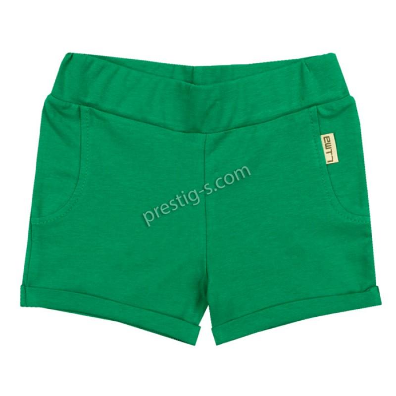 Къс панталон м.634 в бг зелено /68-98/ ликра