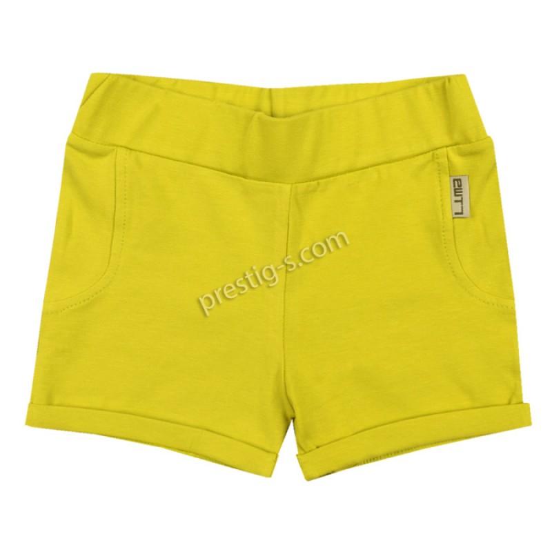 Къс панталон м.634 в горчица /68-98/ ликра