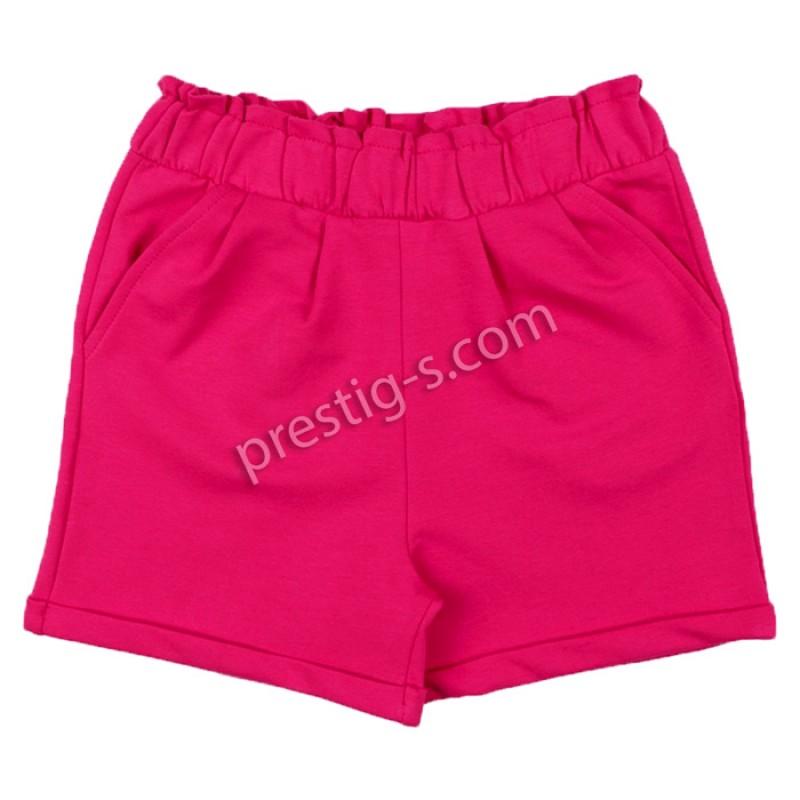 Къси панталонки Момиче м.633 в т.малина /104-152/ ликра