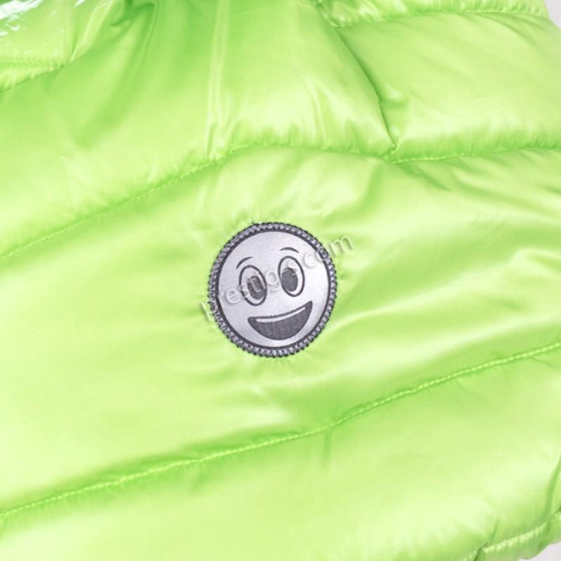 Яке с гащеризон Вега - зелена ябълка /80-116/ м.21