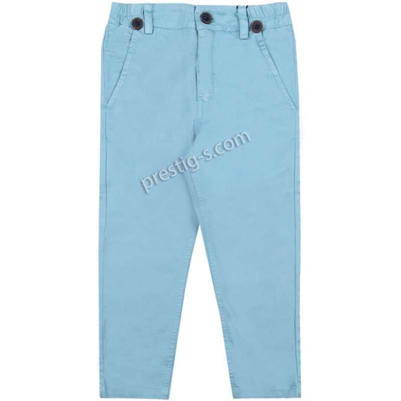 Панталон момче в св.синьо /80-116/ м.201 156-1
