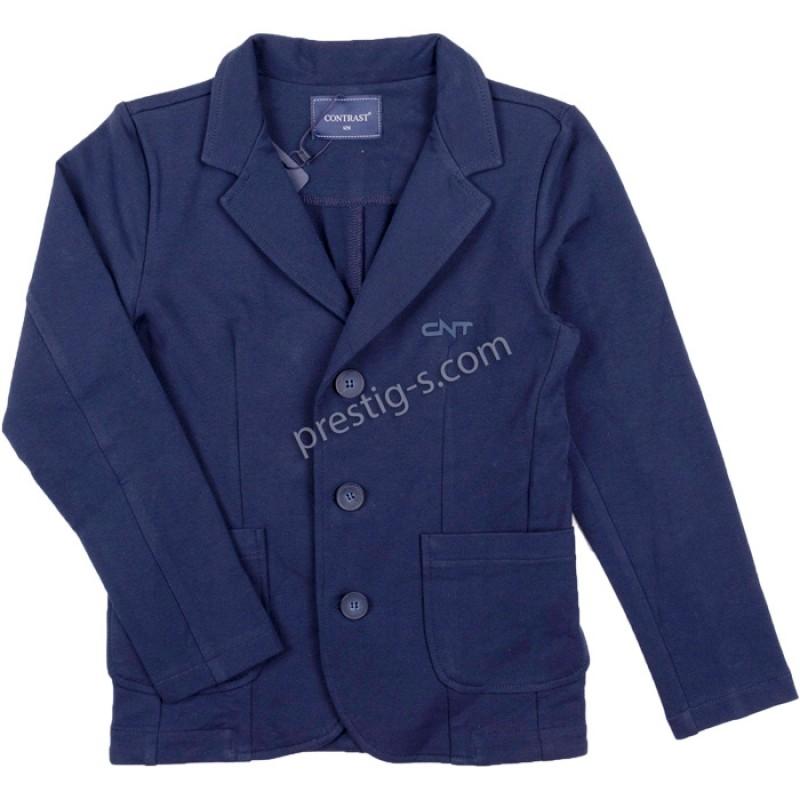 Сако момче CNT м.501 188-2/192-2 /98-122/ т.синьо