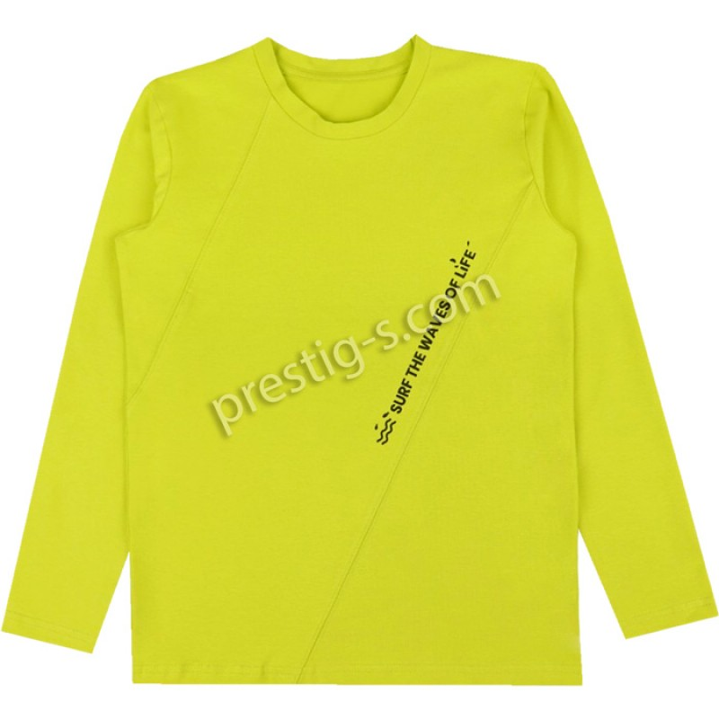 Блуза д.р. м.657 Life в горчица /110-158/ ликра