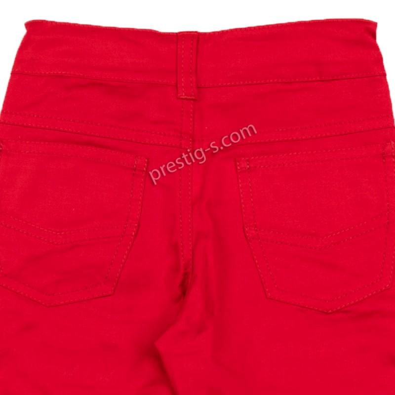 Панталон момче м.600 /92-122/ в червено