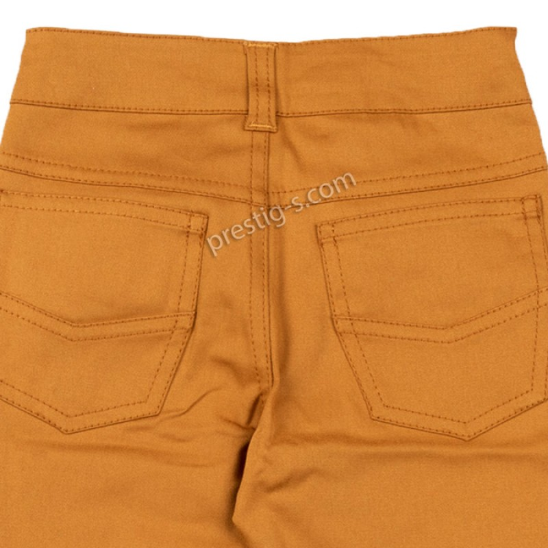 Панталон момче м.600 /92-140/ в горчица