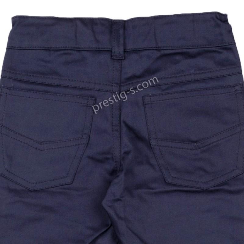 Панталон момче м.600 /92-164/ в т.синьо
