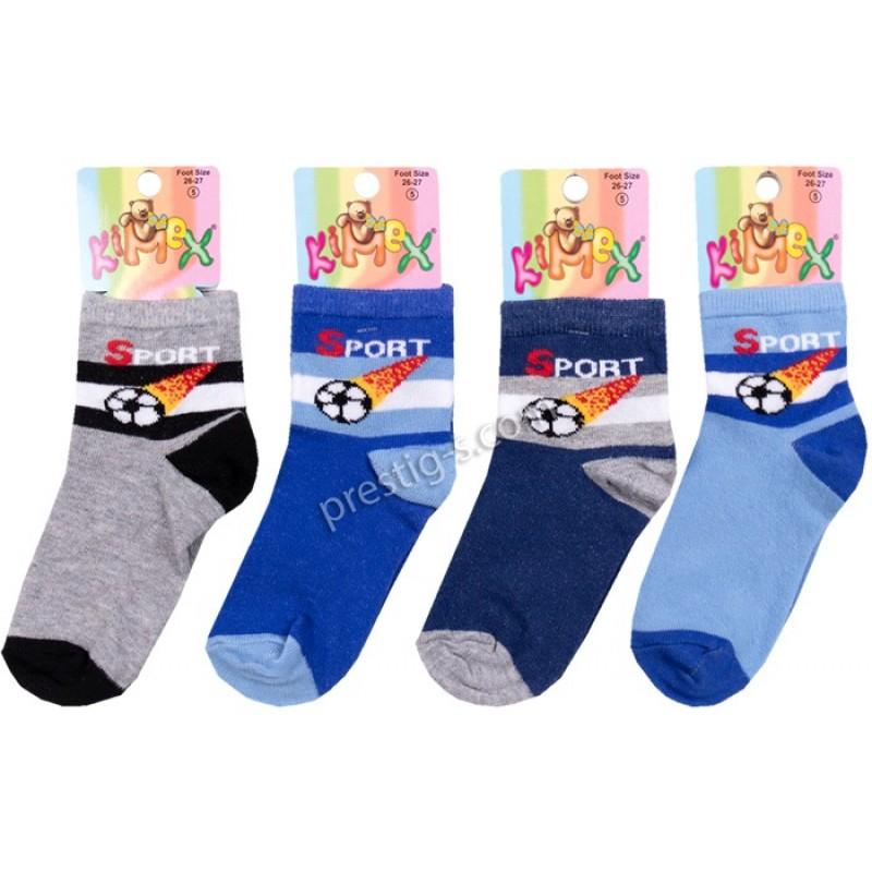 Чорапи момче Футбол /№5-№11/ м.142