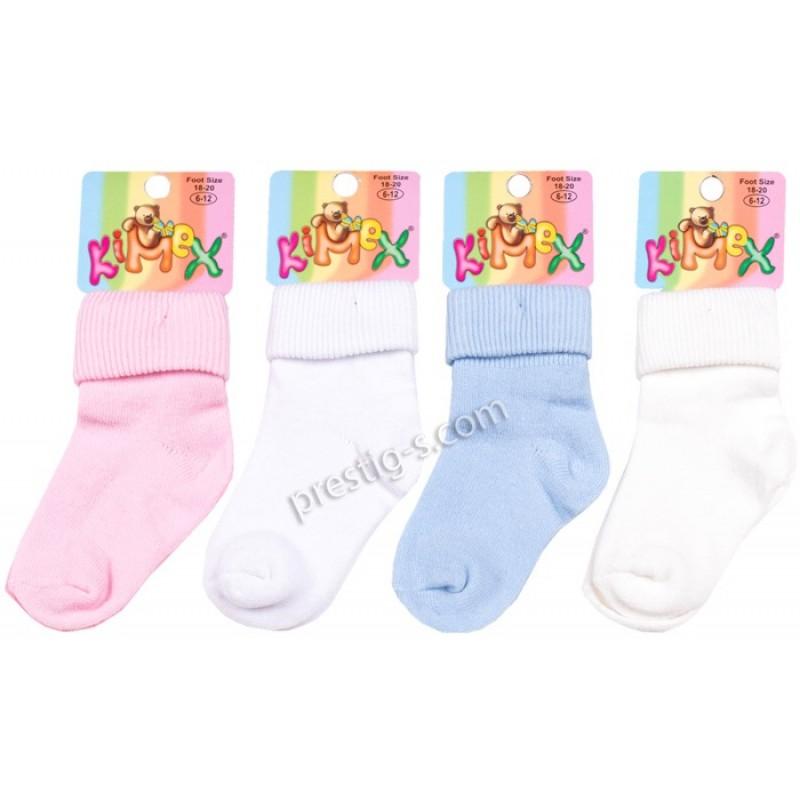 Бебешки чорапки Едноцветни м.900 184 / 112