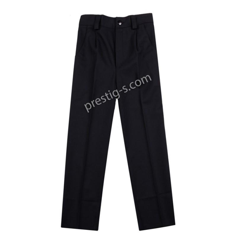 Черен панталон за момче /74-164/