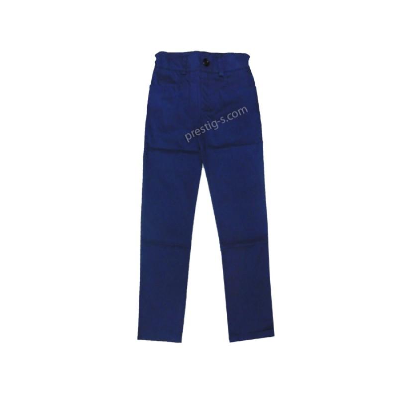 Панталон момиче в т.синьо /98-140/ м.4872/73-3
