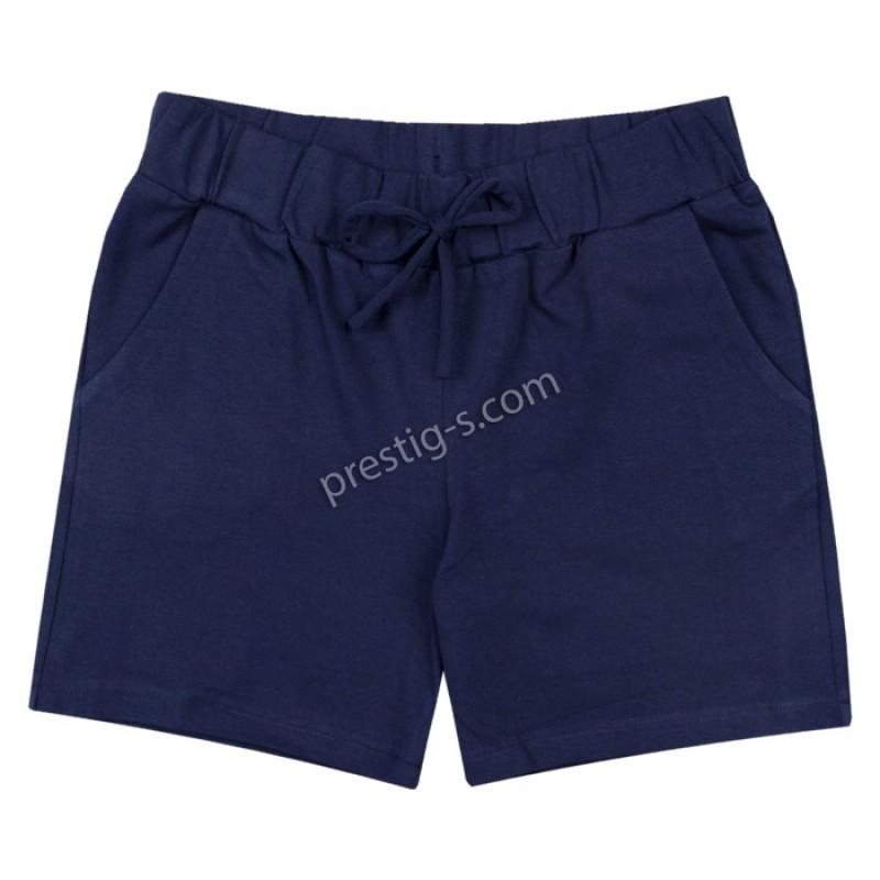 Къси панталонки Момиче в т.синьо /140-170/ м.201 022-2