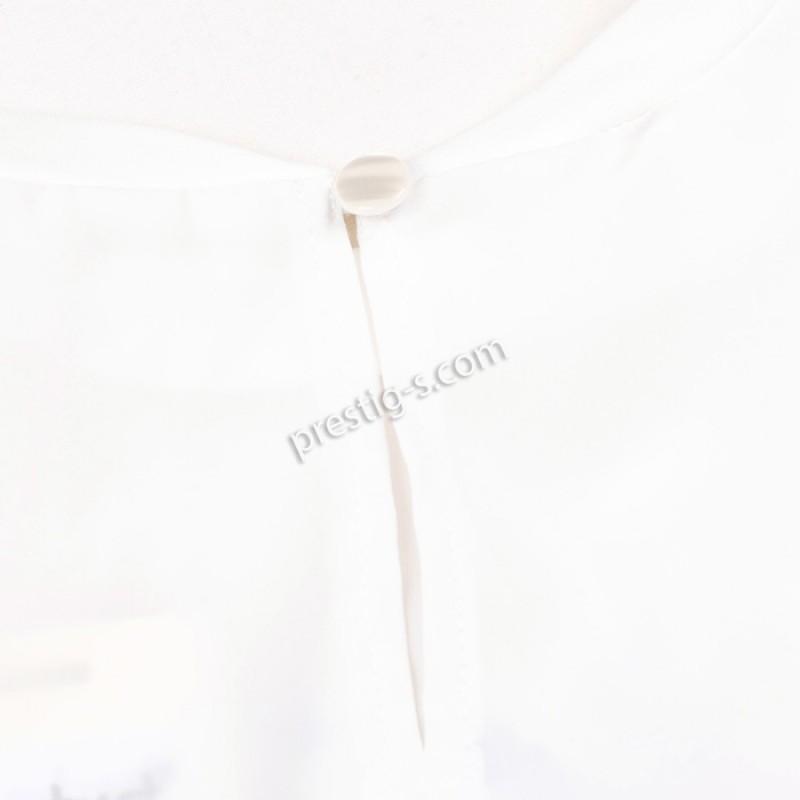 Блуза крилца Цвете в бяло /122-134/ м.601 338