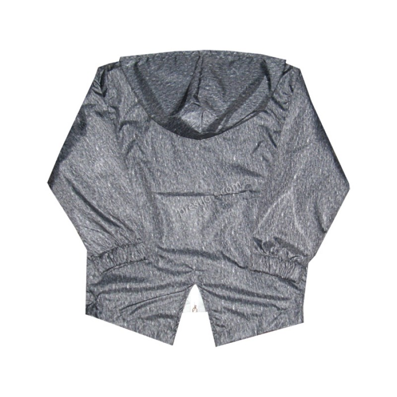 Еснено яке за момче /104-116/ в сив меланж