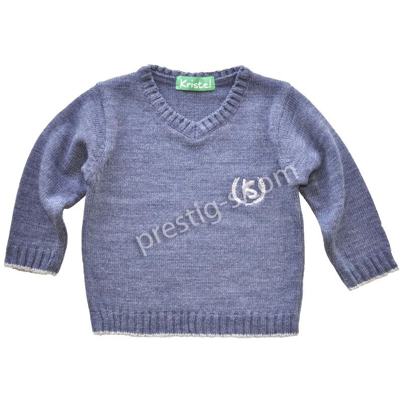 Пуловер момче Кристел в парламент /80-152/ м.4001-3