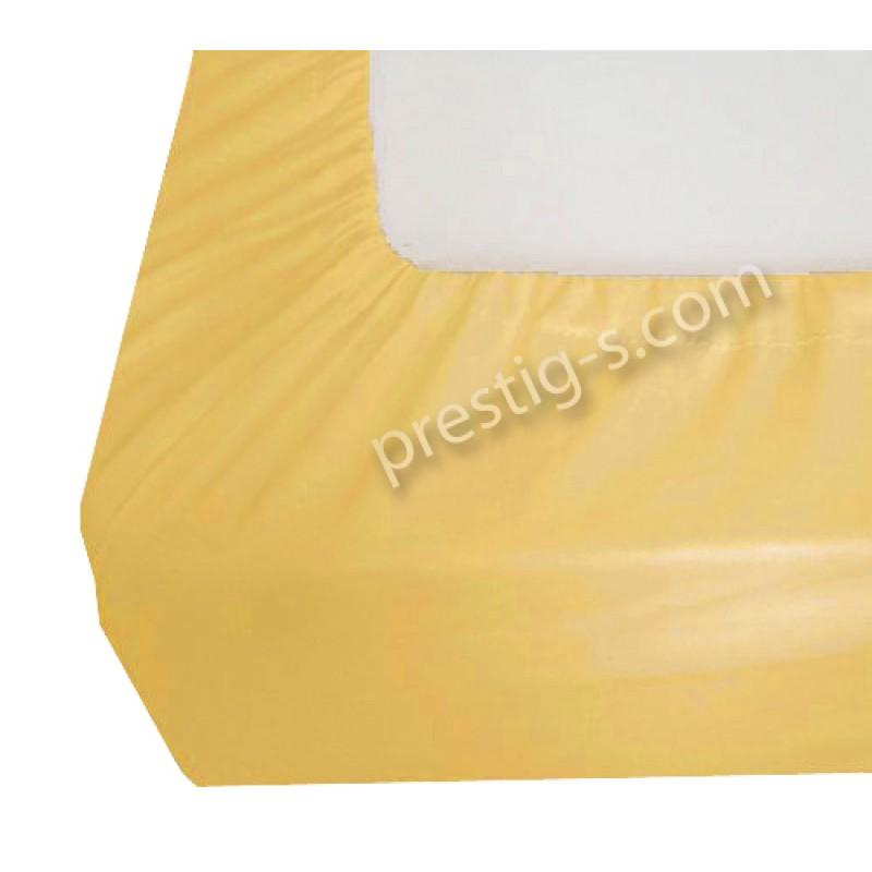 Долен чаршаф от трико с ластик Съни Кидс